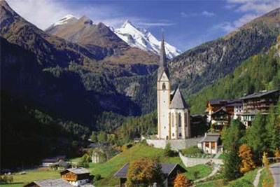 Austrian Alps All Inclusive