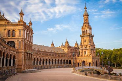 Barcelona & The Treasures of Southern Spain