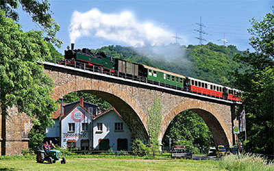 Little Trains of the Romantic Rhine & Ahr Valley