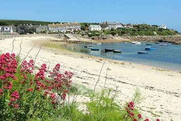 Unspoiled isles of scilly