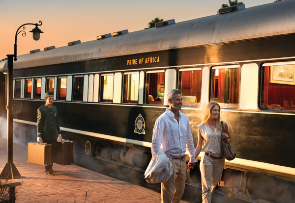 South Africa Train Holidays